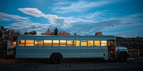 Tushda avtobus ko'rsa