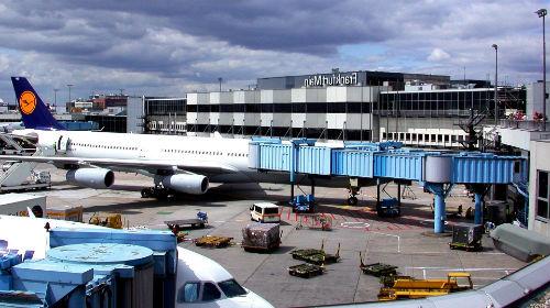 Aeroport tush tabiri