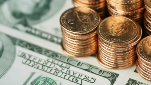 Tush kitobida  dollarning talqini