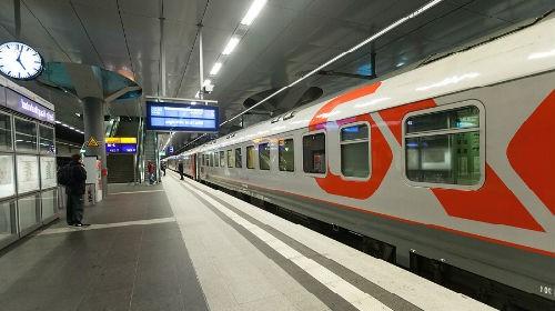 Поезд Туш табири